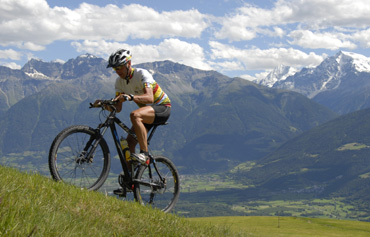 Biken im schnen Vinschgau