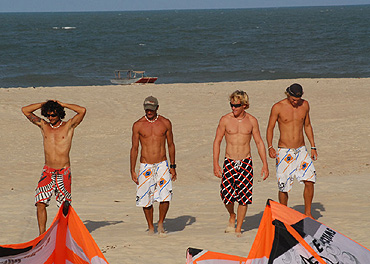 Pro Kite Brasil Team