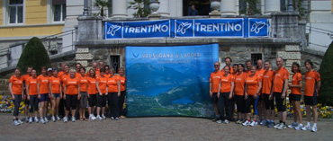 Laufcamp Trentino 2009