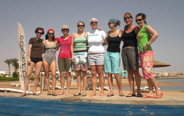 Girlscamp Hurghada 2010